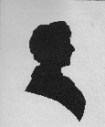 Silhouette of Edith Branford