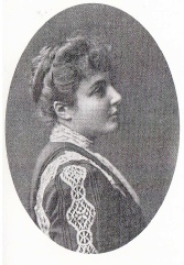 Sybella Gurney prior to her marriage as Victor's second wife