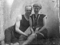 Ben and Edith Branford, 1912